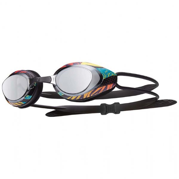 TYR Blackhawk Racing Mirrored Goggles - Prelude